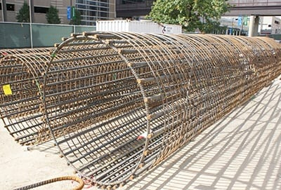 Whitacre Engineering reinforcing rebar