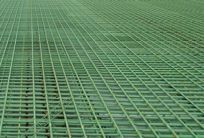 Whitacre Rebar welded wire fabric mesh