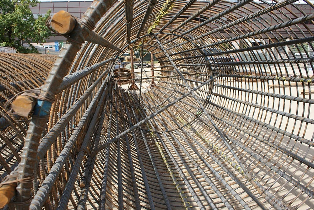 High-Quality Rebar & Fabrication Services | Whitacre Engineering