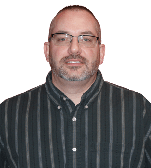 Whitacre Engineering team member Steve Jusi