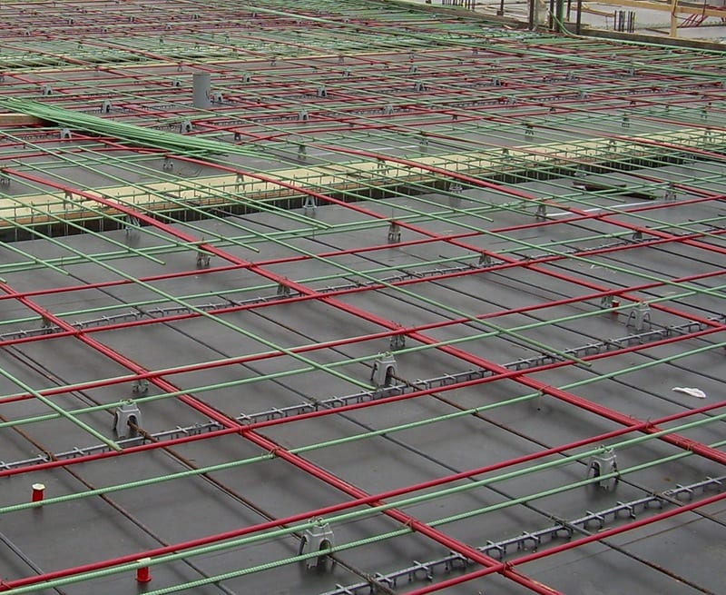 Reinforcing Bar Supports | Whitacre Engineering
