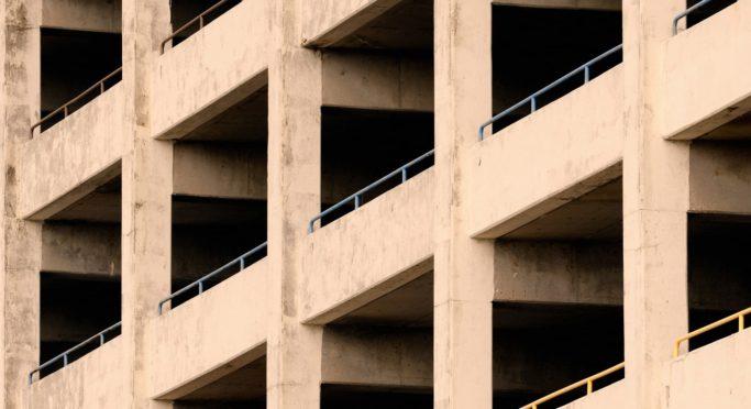Concrete Parking Deck