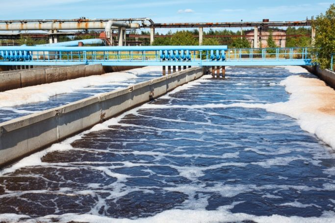 Contact Whitacre Engineering for a quote on your waste water treatment plant project!